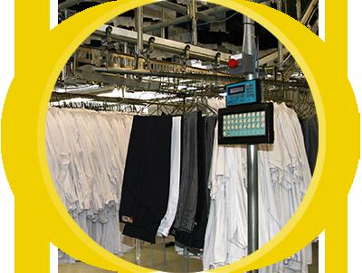Garment Sorting Conveyors